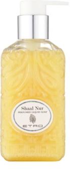 Etro Shaal Nur sabonete liquido perfumado para mulheres 250 ml