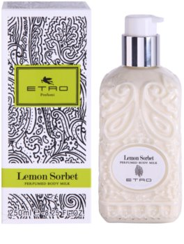 Etro Lemon Sorbet telové mlieko unisex 250 ml