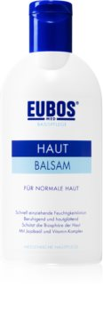 Eubos Basic Skin Care baume corps hydratant pour peaux normales