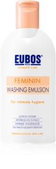 Eubos Feminin emulzió intim higiénára