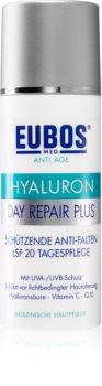 Eubos Hyaluron ochranný krém proti stárnutí pleti SPF 20