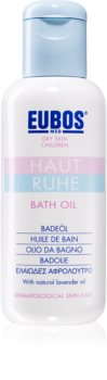 Eubos Children Calm Skin масло для ванны для нежной и гладкой кожи