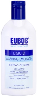 Eubos Basic Skin Care Blue Washing Emulsion Fragrance-Free