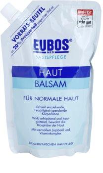 Eubos Basic Skin Care bálsamo corporal hidratante para pieles normales Recambio