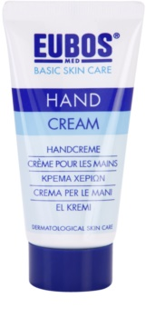 Eubos Basic Skin Care восстанавливающий крем для рук