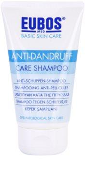 Eubos Basic Skin Care шампоан против пърхот с пантенол