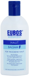 Eubos Basic Skin Care F baume corps pour peaux sèches