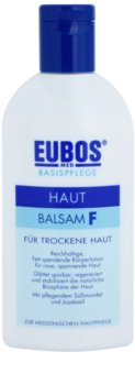 Eubos Basic Skin Care F Body Balm For Dry Skin