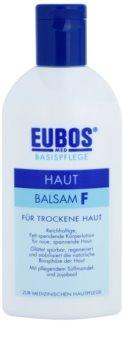Eubos Basic Skin Care F Körper-Balsam für trockene Haut
