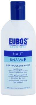 Eubos Basic Skin Care F балсам за тяло  за суха кожа