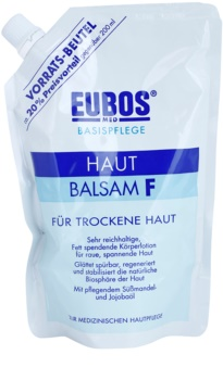 Eubos Basic Skin Care F tělový balzám pro suchou pokožku náhradní náplň