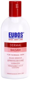 Eubos Basic Skin Care Red Moisturizing Body Balm For Normal Skin