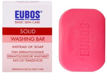 Eubos Basic Skin Care Red sabonete para pele mista