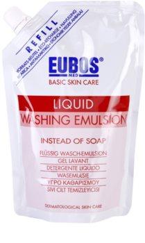 Eubos Basic Skin Care Red emulsão de limpeza recarga