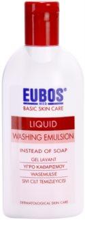 Eubos Basic Skin Care Red umývacia emulzia bez parabénov