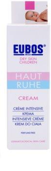 Eubos Children Calm Skin Kräm Återställande hudbarriär
