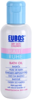 Eubos Children Calm Skin Badolja för mjuk och smidig hud