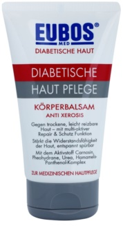 Eubos Diabetic Anti Xerosis bálsamo corporal hidratante con efecto prolongado