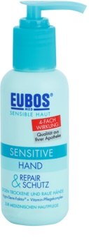 Eubos Sensitive Regenererande och skyddande kräm för händer