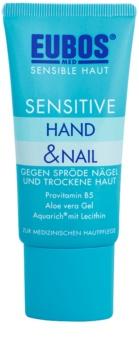 Eubos Sensitive intenzivní péče o suchou a popraskanou pokožku rukou a křehké nehty