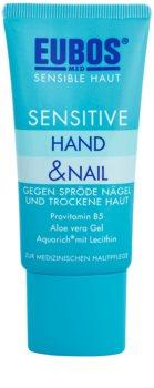 Eubos Sensitive tratamiento intenso para manos secas y agrietadas y para uñas quebradizas