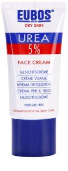 Eubos Dry Skin Urea 5% crema idratante intensa per il viso