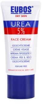 Eubos Dry Skin Urea 5% krem intensywnie nawilżający do twarzy