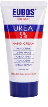 Eubos Dry Skin Urea 5% увлажняющий и защитный крем для очень сухой кожи