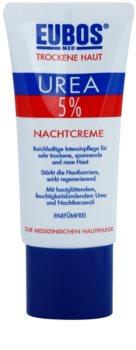Eubos Dry Skin Urea 5% vyživujúci nočný krém pre citlivú a intolerantnú pleť