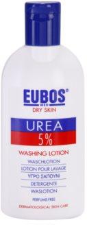 Eubos Dry Skin Urea 5% течен сапун за много суха кожа