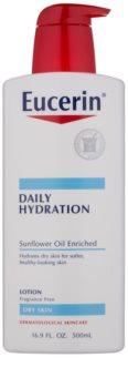 Eucerin Daily Replenishing leche corporal hidratante