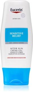 Eucerin Sun After Sun Beruhigendes After Sun Gel für empfindliche Oberhaut