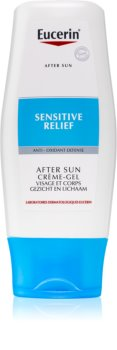Eucerin Sun After Sun gel calmante after sun para pele sensível
