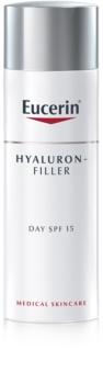 Eucerin Hyaluron-Filler crema de zi pentru contur  pentru piele normală și mixtă