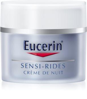 Eucerin Sensi-Rides нощен крем  против бръчки
