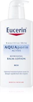 Eucerin Aquaporin Active Bodylotion für trockene und empfindliche Haut