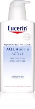 Eucerin Aquaporin Active gel de duche para pele sensível