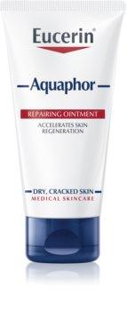 Eucerin Aquaphor bálsamo regenerador para pele seca e rachada