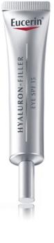 Eucerin Hyaluron-Filler крем для кожи вокруг глаз против глубоких морщин