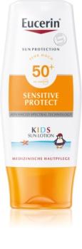 Eucerin Sun Kids napvédő tej gyermekeknek SPF 50+