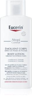 Eucerin AtopiControl Lindrande kroppsmjölk  för torr och atopisk hud