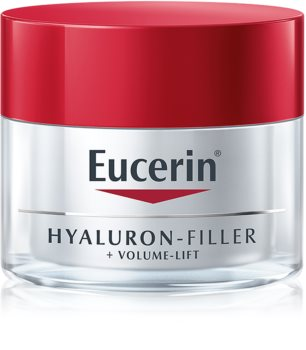 Eucerin Volume-Filler crema de zi cu efect lifting  pentru piele normală și mixtă