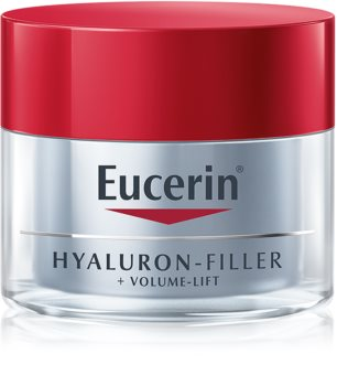 Eucerin Hyaluron-Filler +Volume-Lift нощен лифтинг крем