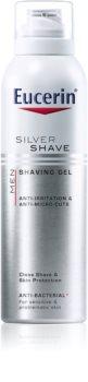 Eucerin Men gel de barbear para pele sensível