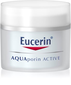 Eucerin Aquaporin Active creme hidratante intesivo para pele seco 24 h