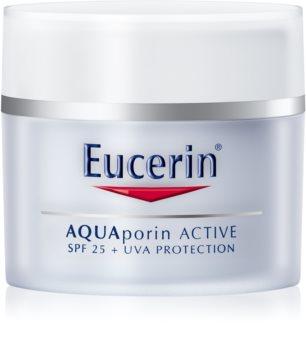 Eucerin Aquaporin Active crema idratante intensa per tutti i tipi di pelle SPF 25