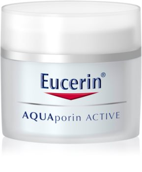 Eucerin Aquaporin Active crema hidratante intensiva para pieles normales y mixtas