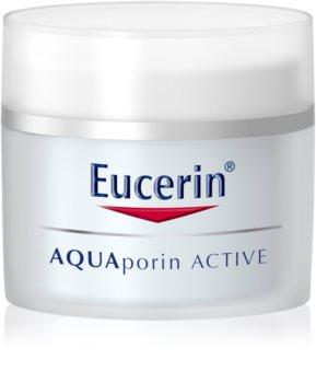 Eucerin Aquaporin Active intensywnie nawilżający krem do skóry normalnej i mieszanej