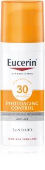 Eucerin Sun Photoaging Control emulsie protectoare antirid SPF 30