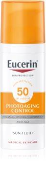 Eucerin Sun Photoaging Control защитна емулсия против бръчки SPF 50
